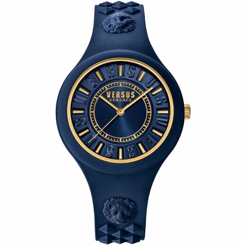 f2f0b38c2938 reloj versus by versace fire island azul time square. Cargando zoom.