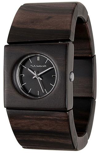 reloj vestal de madera mujer exclusivo pulsera