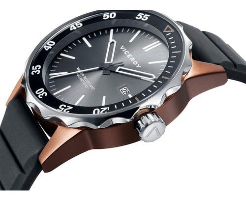 reloj viceroy hombre de lujo en silicona