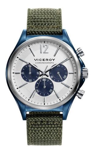 reloj viceroy hombre en nylon