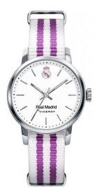 Viceroy 79 Textil Madrid 40969 Real Reloj Hombre Blanco DeEI29YHbW