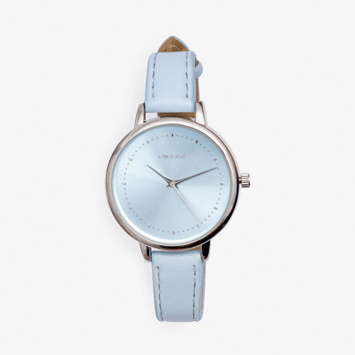 reloj victoria celeste mujer lounge