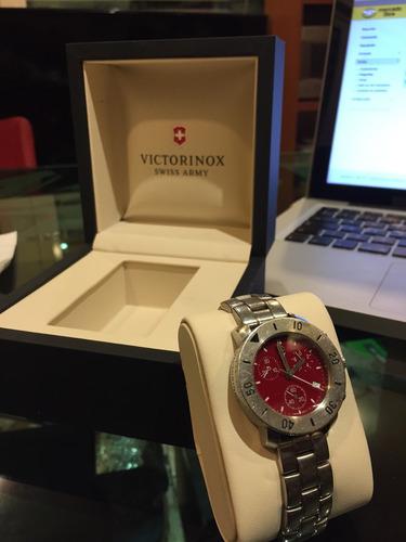 reloj victorinox 100% original suiza para mujer