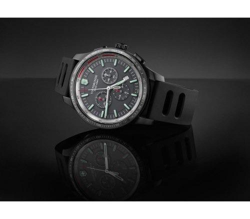 reloj victorinox alliance sport chronograph 241818 hombre