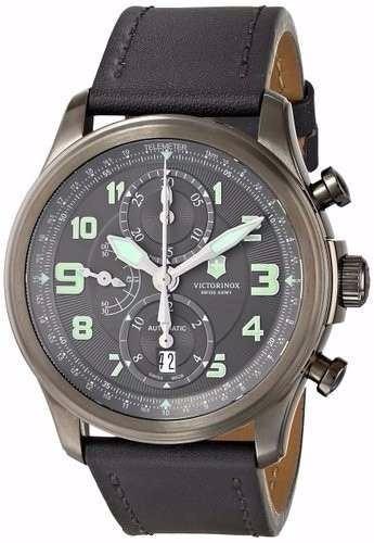 reloj victorinox automático cronómetro 241526
