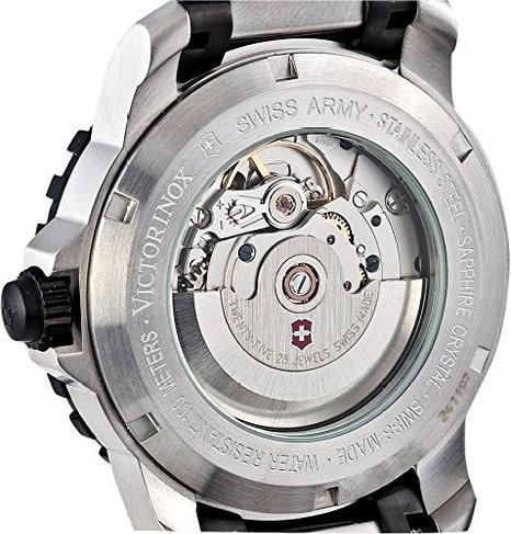 reloj victorinox automático suizo