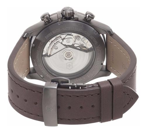 reloj victorinox infantry vintage chrono mechanica 241520
