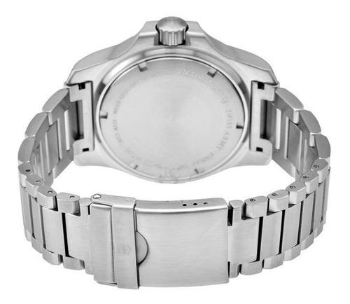 reloj victorinox inox 241724 hombre original agente oficial