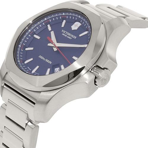 reloj victorinox inox 241724 hombre | original envío gratis