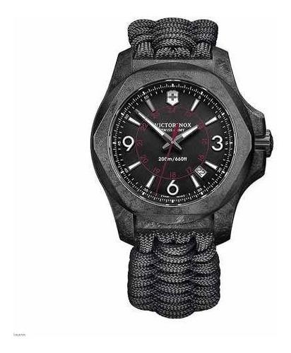 reloj victorinox inox carbon 241776 hombre | agente oficial