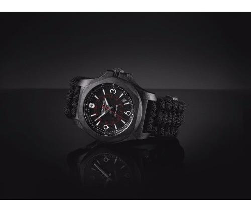 reloj victorinox inox carbon 241776 hombre | envío gratis