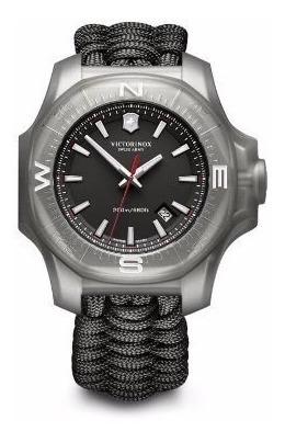 reloj victorinox inox paracord 2417261 hombre   agente of.