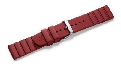reloj victorinox inox paracord 241744 hombre agente oficial