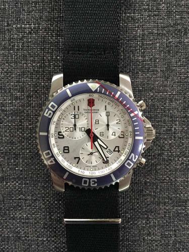 reloj victorinox maverick 241051