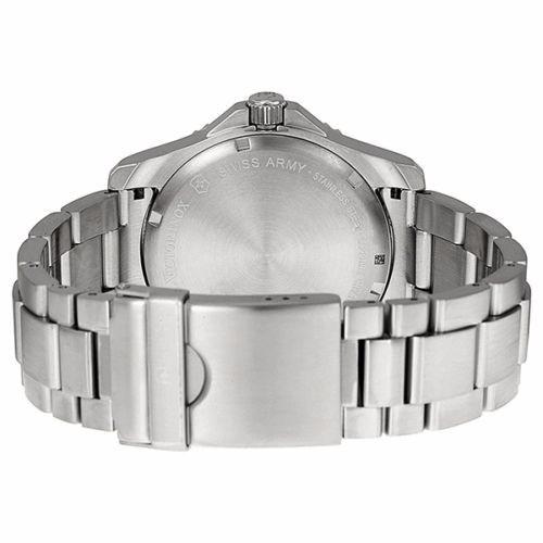 reloj victorinox maverick ss cronógrafo rojo 241604