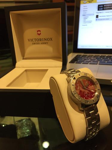 reloj victorinox mujer