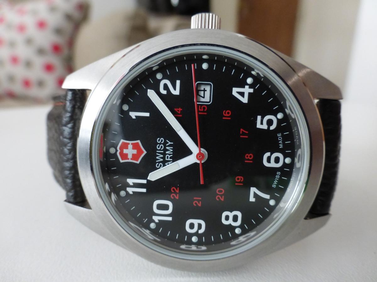 reloj victorinox swiss army - garrison - 241083 - en caja !! Cargando zoom. e471cb6783c6
