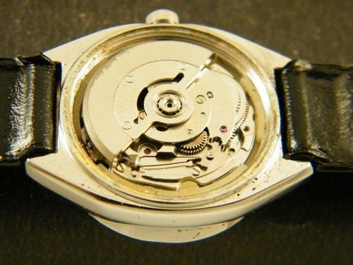 reloj vintage citizen automático japonés para mujer