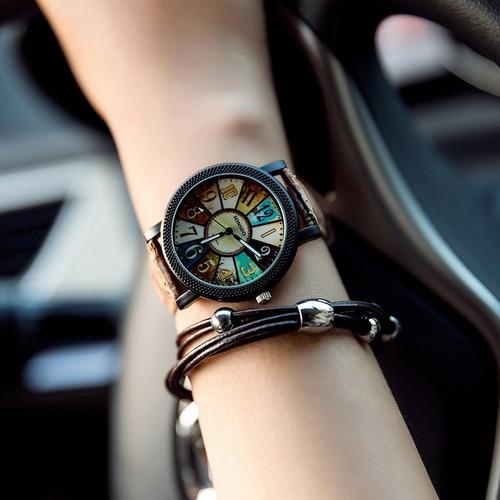 reloj vintage envio gratis geek nerd rock unisex hombre dama