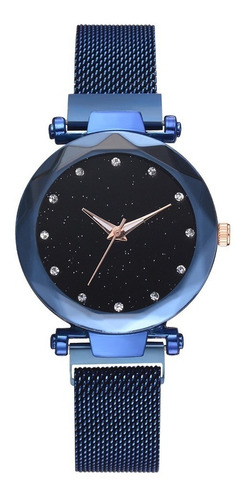 reloj vintage extensible magnetico original mayoreo colores