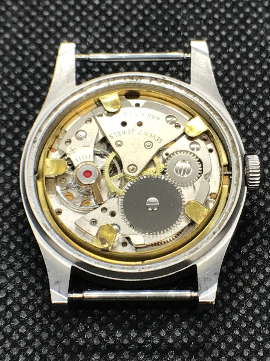 Hamilton 00 Piloto De 500 Vintage Reloj Militar Original Aviador9 435jARL