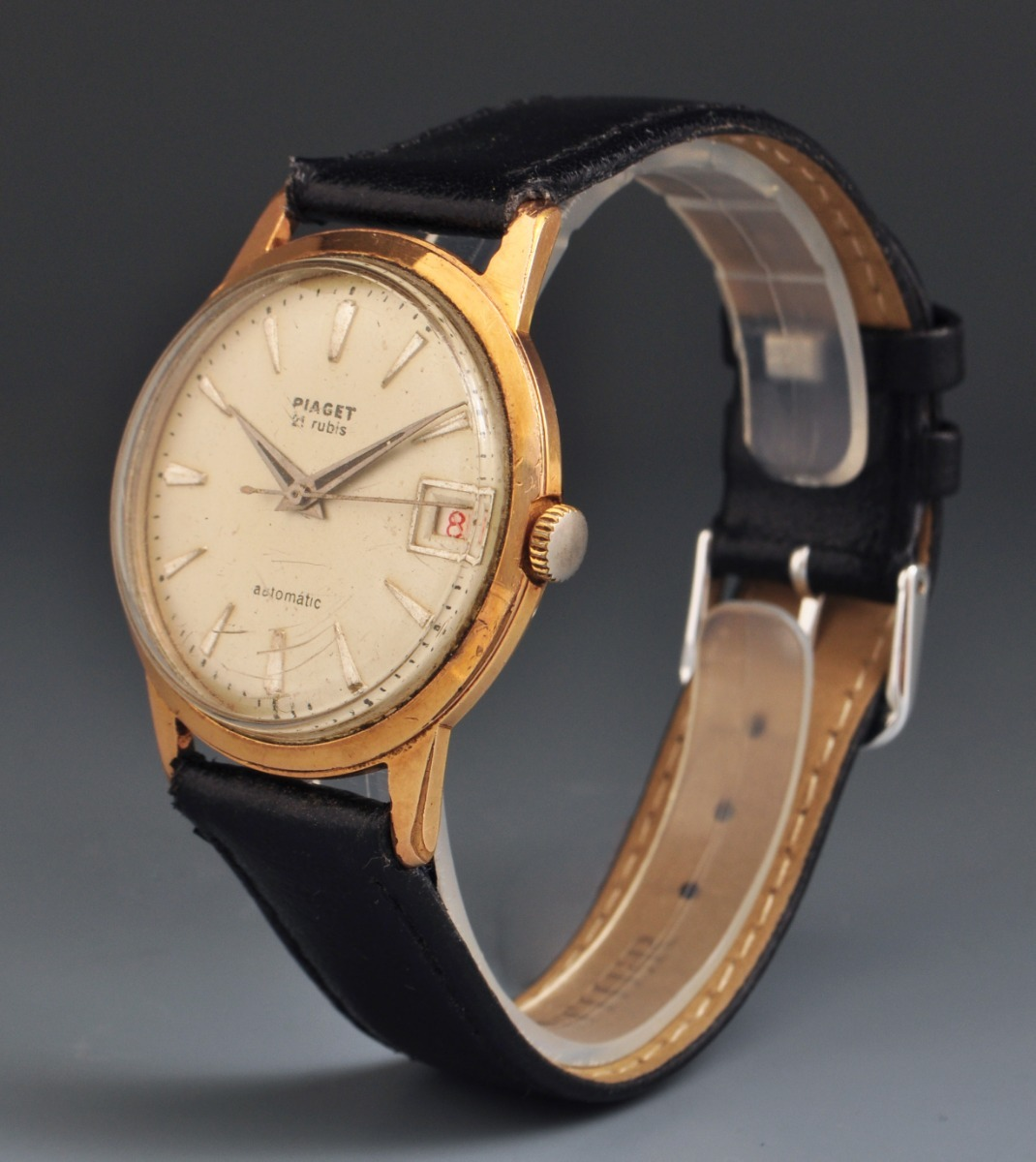 80b900b6187b6 Reloj Vintage Piaget.automatico