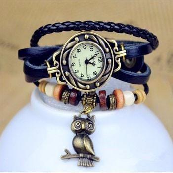 reloj vintaje por mayor  x 10 unidades surtidos de colores