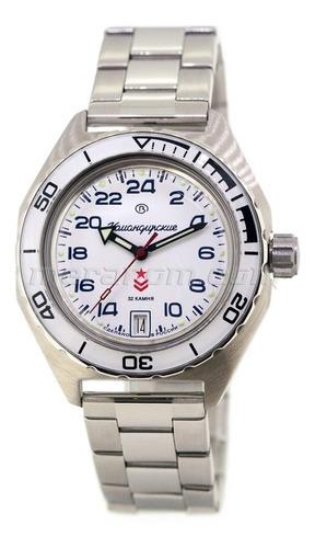 reloj vostok komandirskie ruso automático 24 horas msi emx