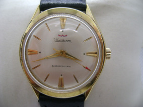 Vintage Reloj Cuerda Waltham Original De yv0n8NwOm