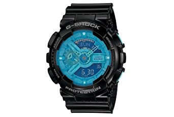 reloj watch casio g-shock ga110b-1a2 - black