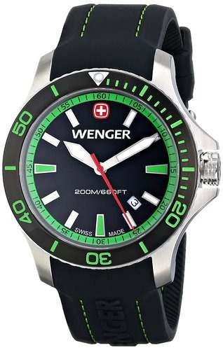 reloj wenger 010641108 masculino