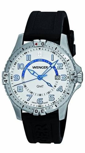 reloj wenger 77070 negro