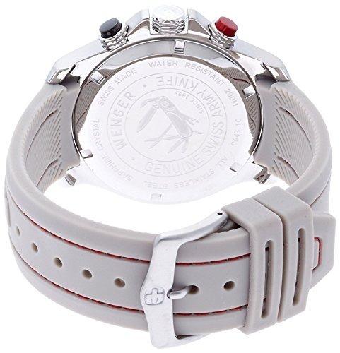 reloj wenger sea force chrono 01.0643.105