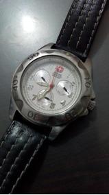 0c7e65aecaac Reloj Wenger Swiss 7280x - Joyas y Relojes en Mercado Libre México
