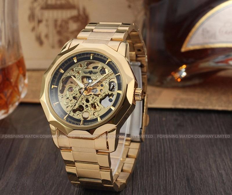 d3250ed1f7d1 Reloj Winner Skeleton