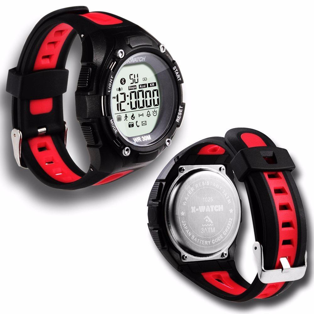 Sport X Ios Multifunction Reloj BluetoothAndriod Watch byY76vIgf