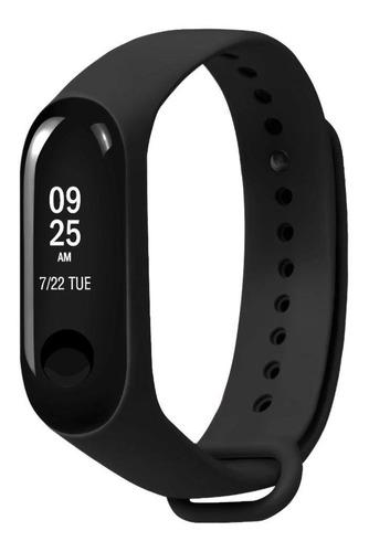 reloj xiaomi mi band 3 smartwatch + banda extra