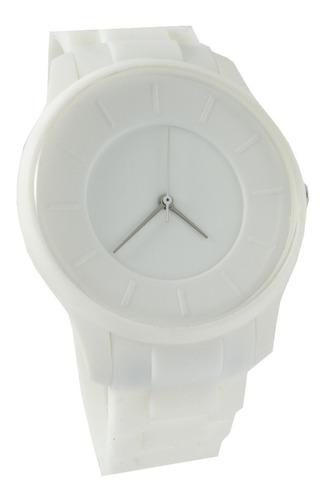 reloj xl extra large dama xl557 malla caucho varios colores