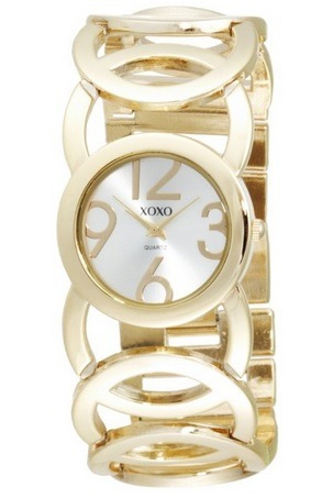 reloj xoxo xo5211 dorado