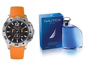 bb446b92 Reloj Nautica Original - Reloj para de Hombre Nautica en Mercado Libre  México
