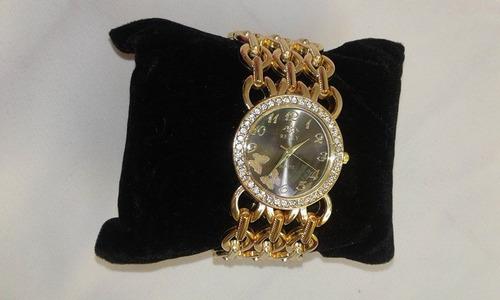 reloj y pulcera elegante para mujer ***oferta 2017