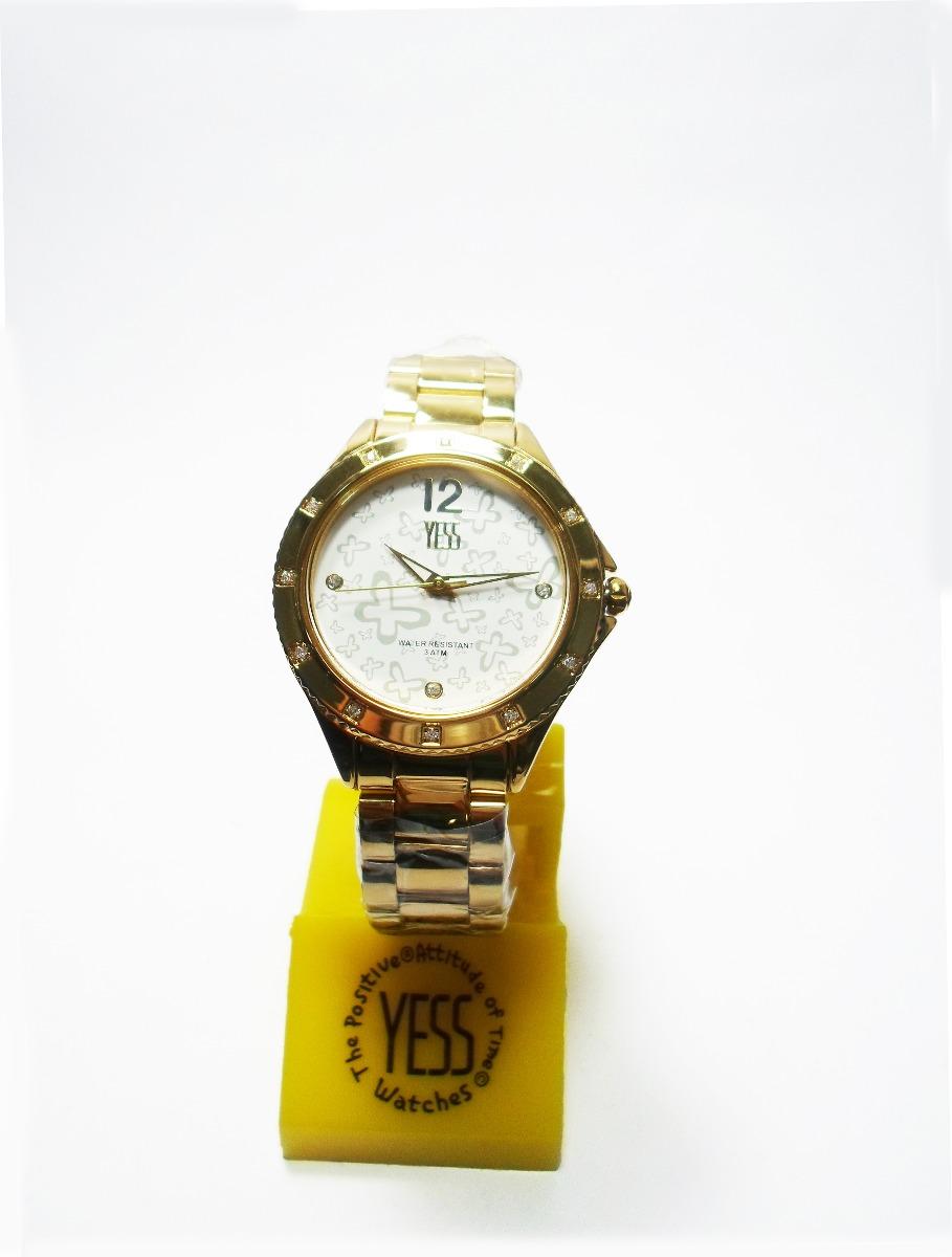Reloj Yess Dama Ref   011162a 0e463352c533
