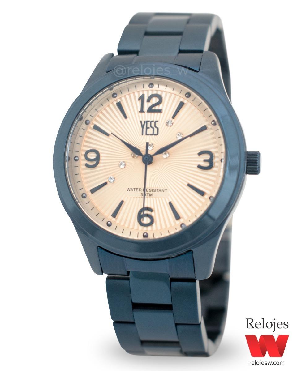Reloj Yess Dama Ref. S15375s- Envío Gratis -   109.900 en Mercado Libre 73ed2416677c
