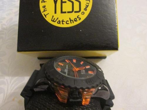 reloj yess de caballero