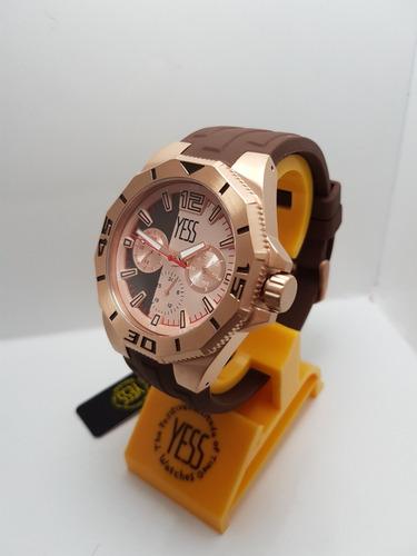 reloj yess hombre