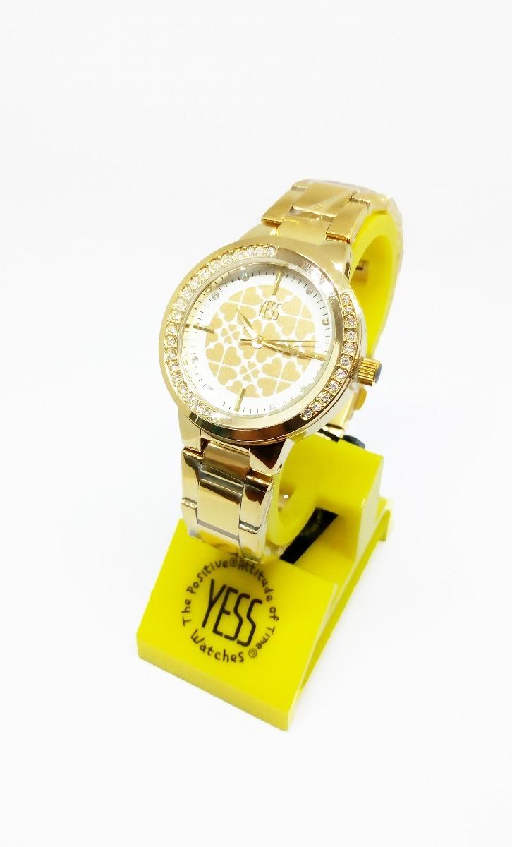 11f3c6ff2e25 Reloj yess dorado mujer mercadolibre colombia – Anillo diamante