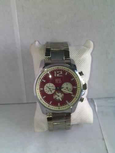 reloj yess original 3 piñones