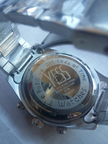 reloj yess original ligero y elegante nuevos modelos
