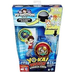 Reloj Yo Kai Watch Modelo Cero - Incluye 2 Medallas Muñeca