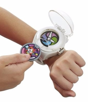 reloj yokai watch season 1 original ¡entrega inmediata!